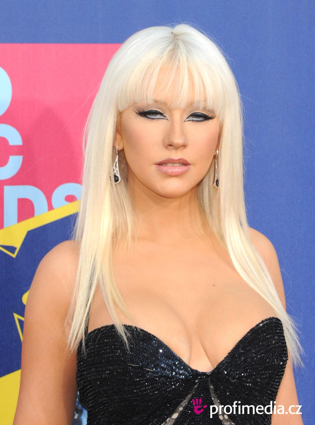Christina Aguilera Hairstyle Easyhairstyler