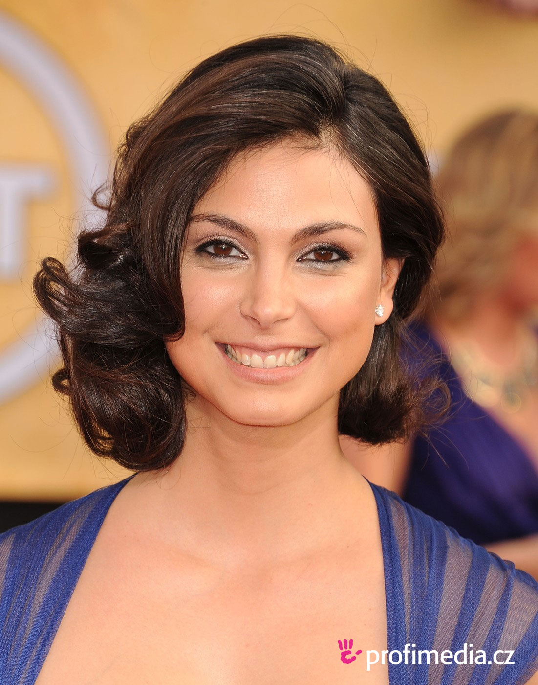 morena baccarin - - hairstyle - easyhairstyler