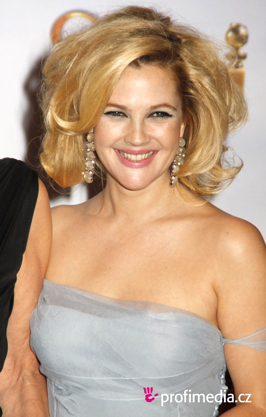 Drew Barrymore Hairstyle Easyhairstyler