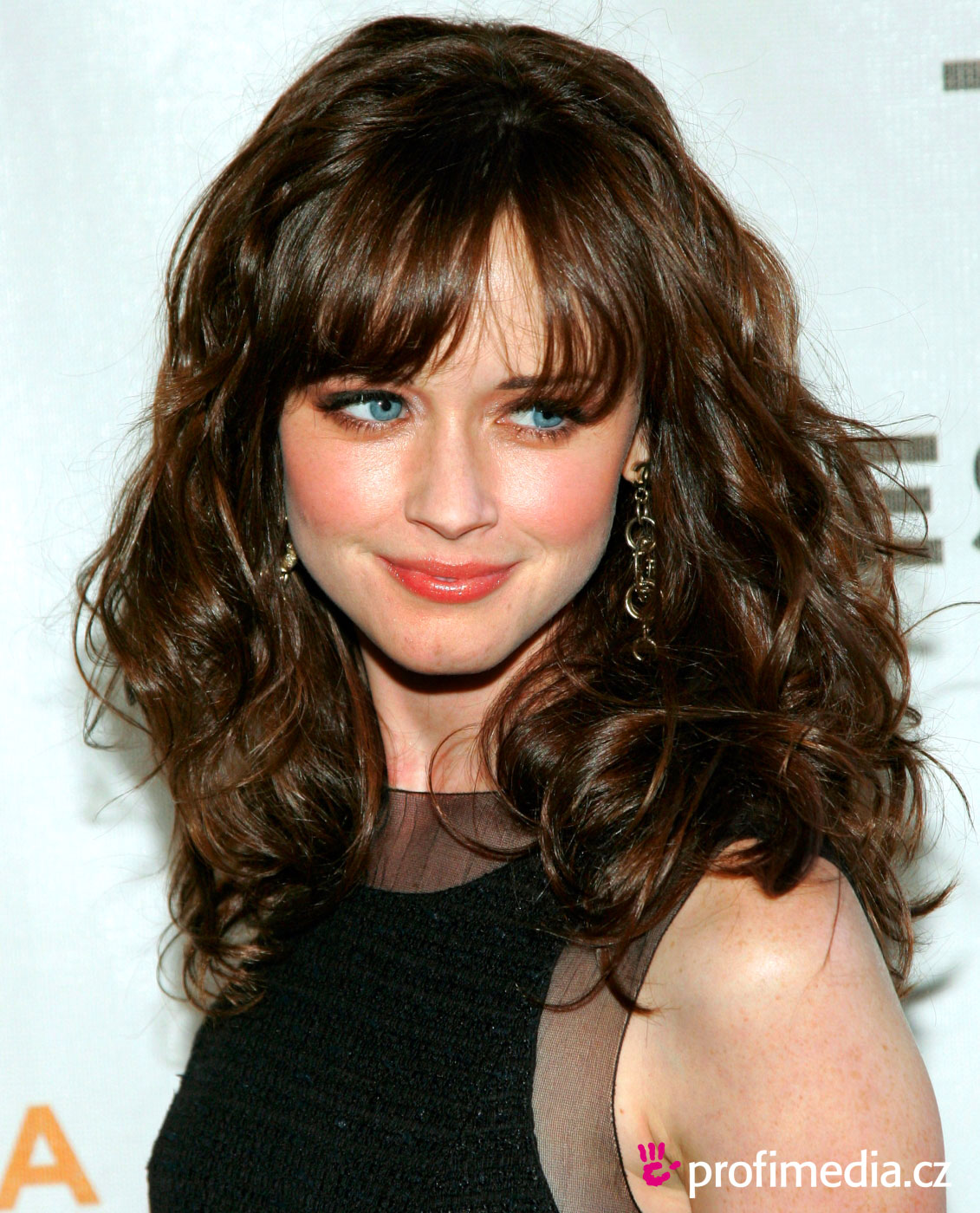 alexis bledel frisur zum ausprobieren in efrisuren. Black Bedroom Furniture Sets. Home Design Ideas