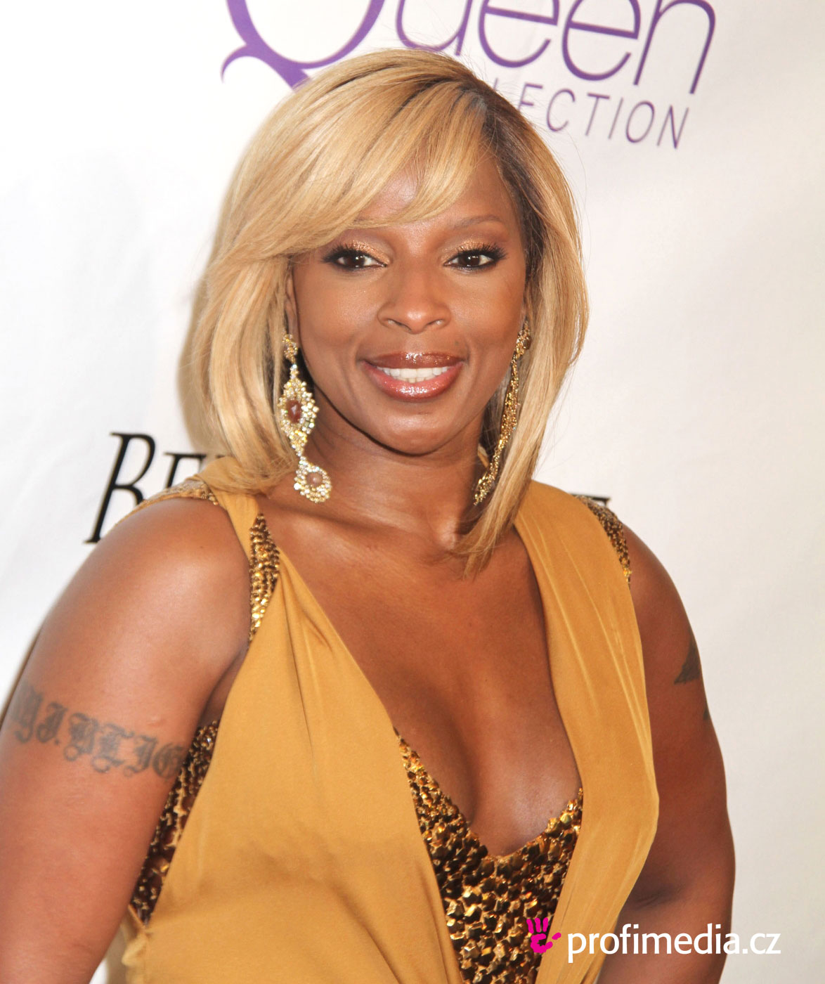 Mary J Blige Hairstyle Easyhairstyler