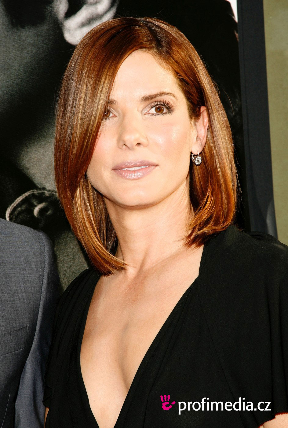 Sandra Bullock - peinado de