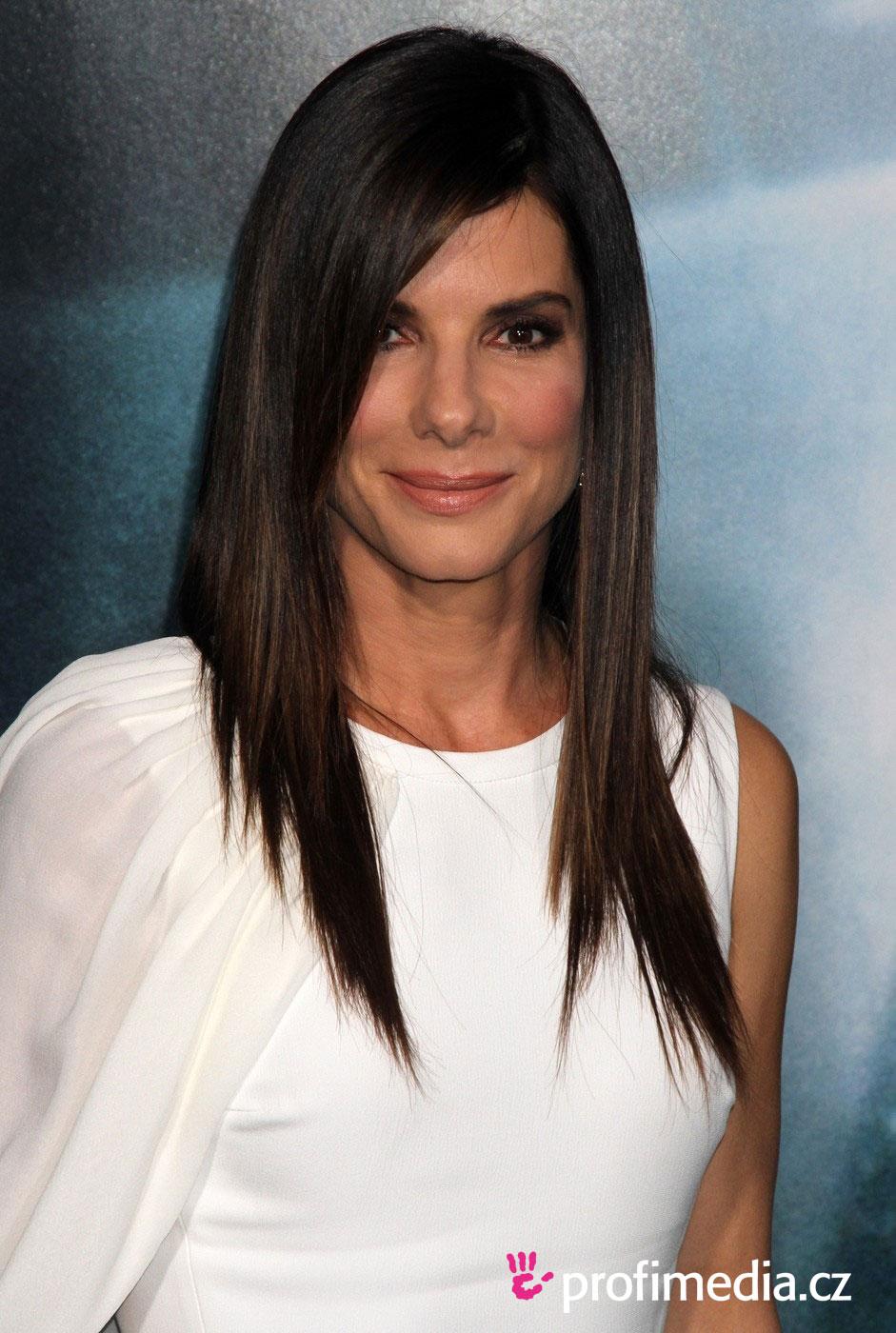Sandra Bullock Hairstyle Easyhairstyler