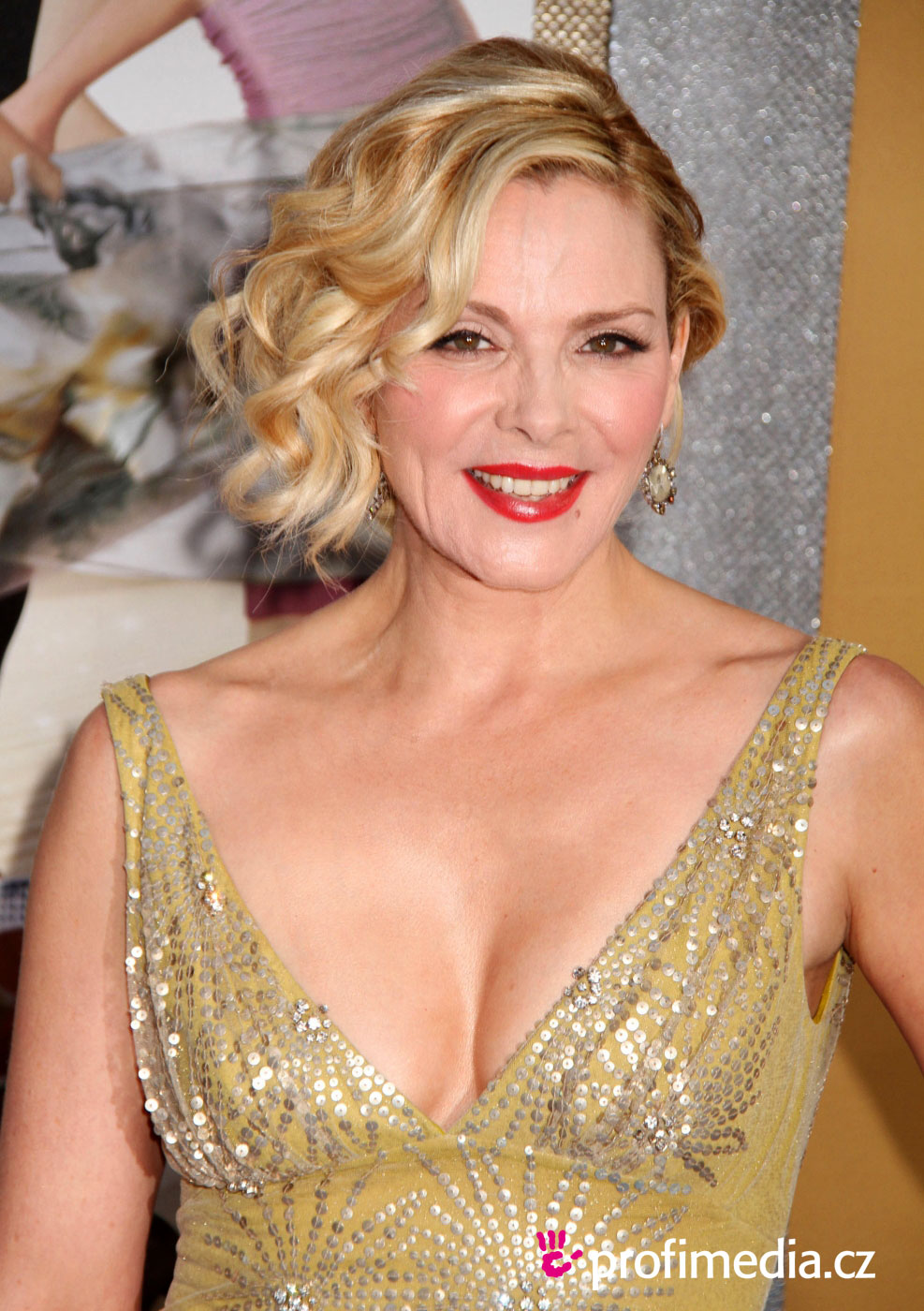 Kim Cattrall Hairstyle Easyhairstyler