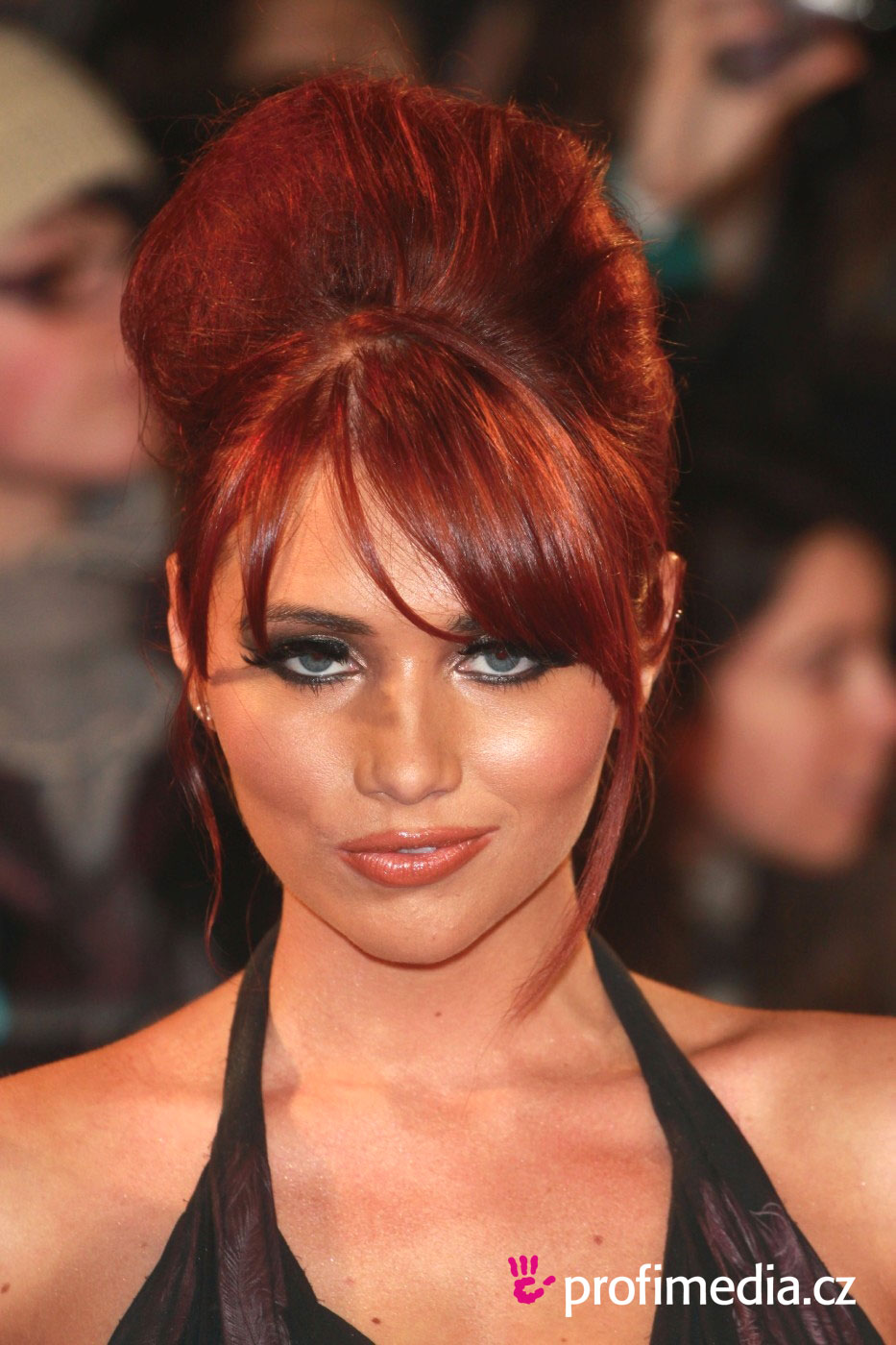 Amy Childs Hairstyle Easyhairstyler