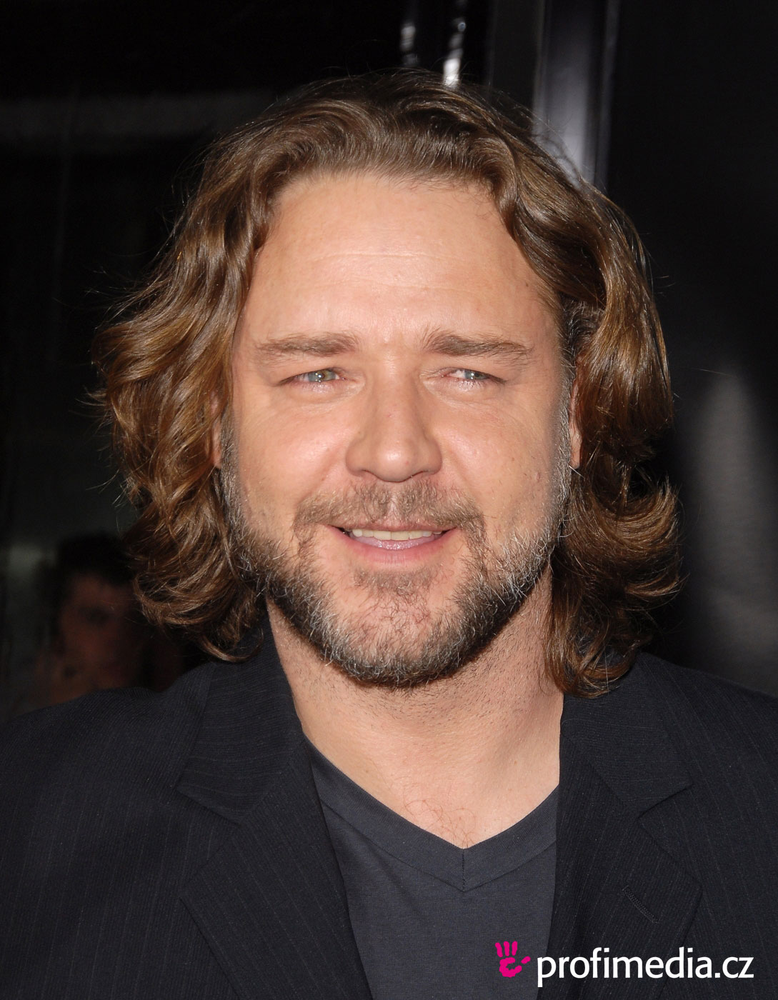 Russell Crowe Hairstyle Easyhairstyler