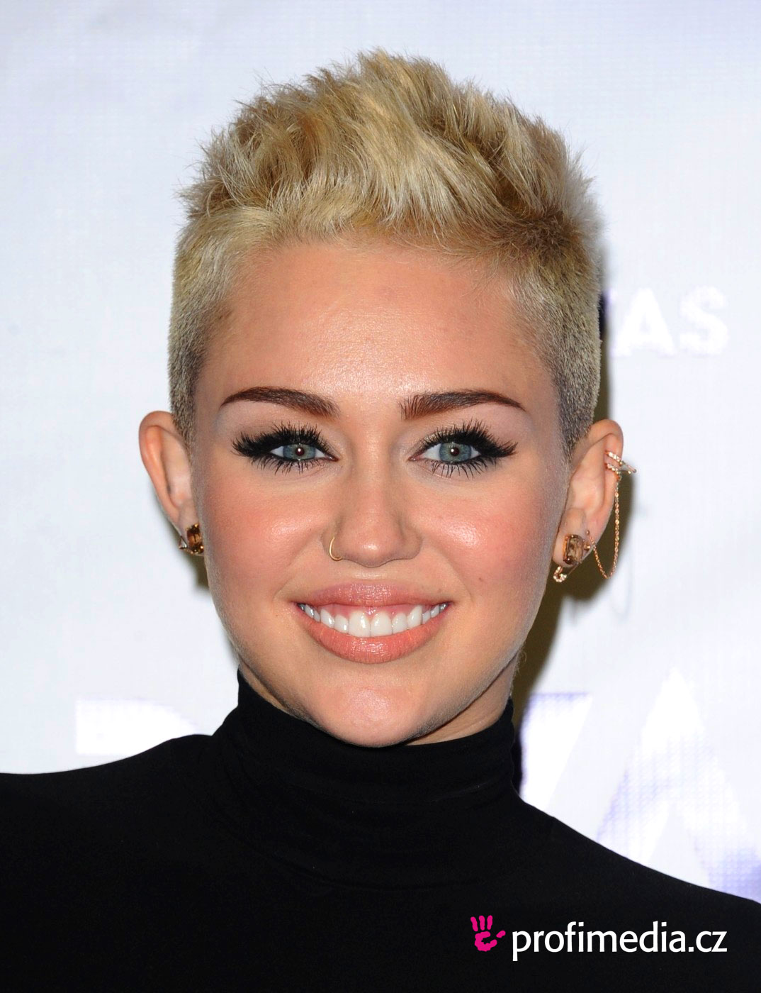 Miley Cyrus Coiffure Happyhair