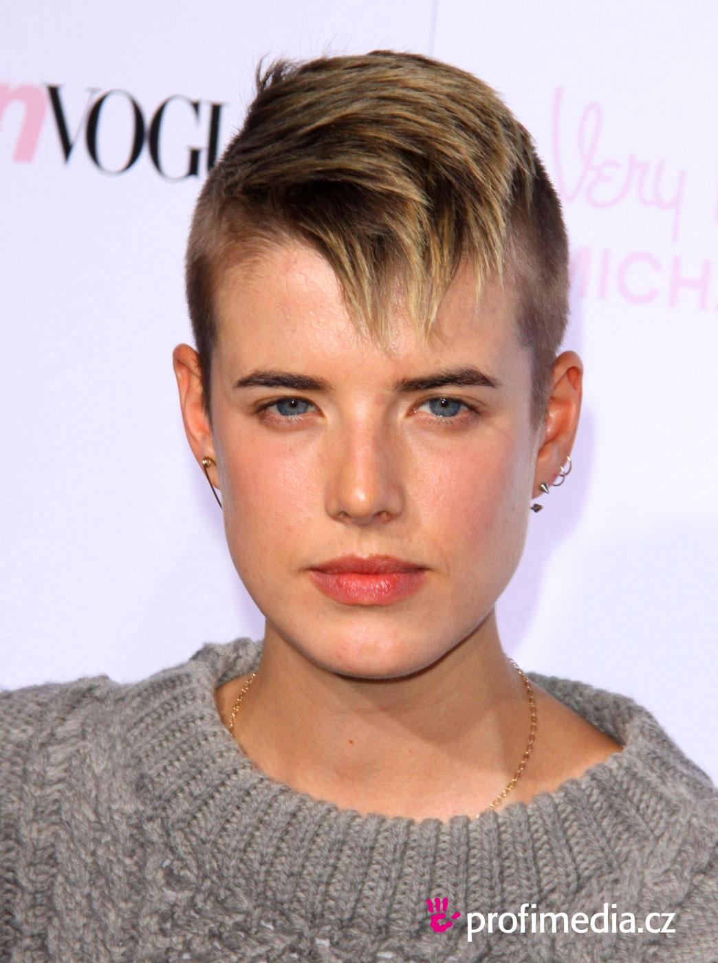 Agyness Deyn Hairstyle Easyhairstyler