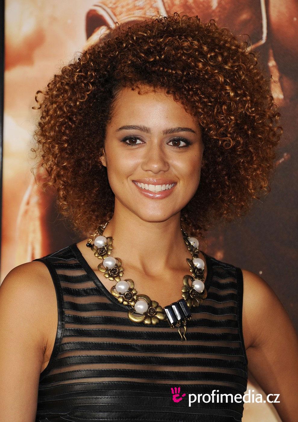 Nathalie Emmanuel Hairstyle Easyhairstyler