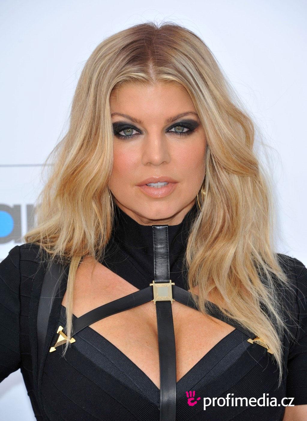Fergie Hairstyle Easyhairstyler