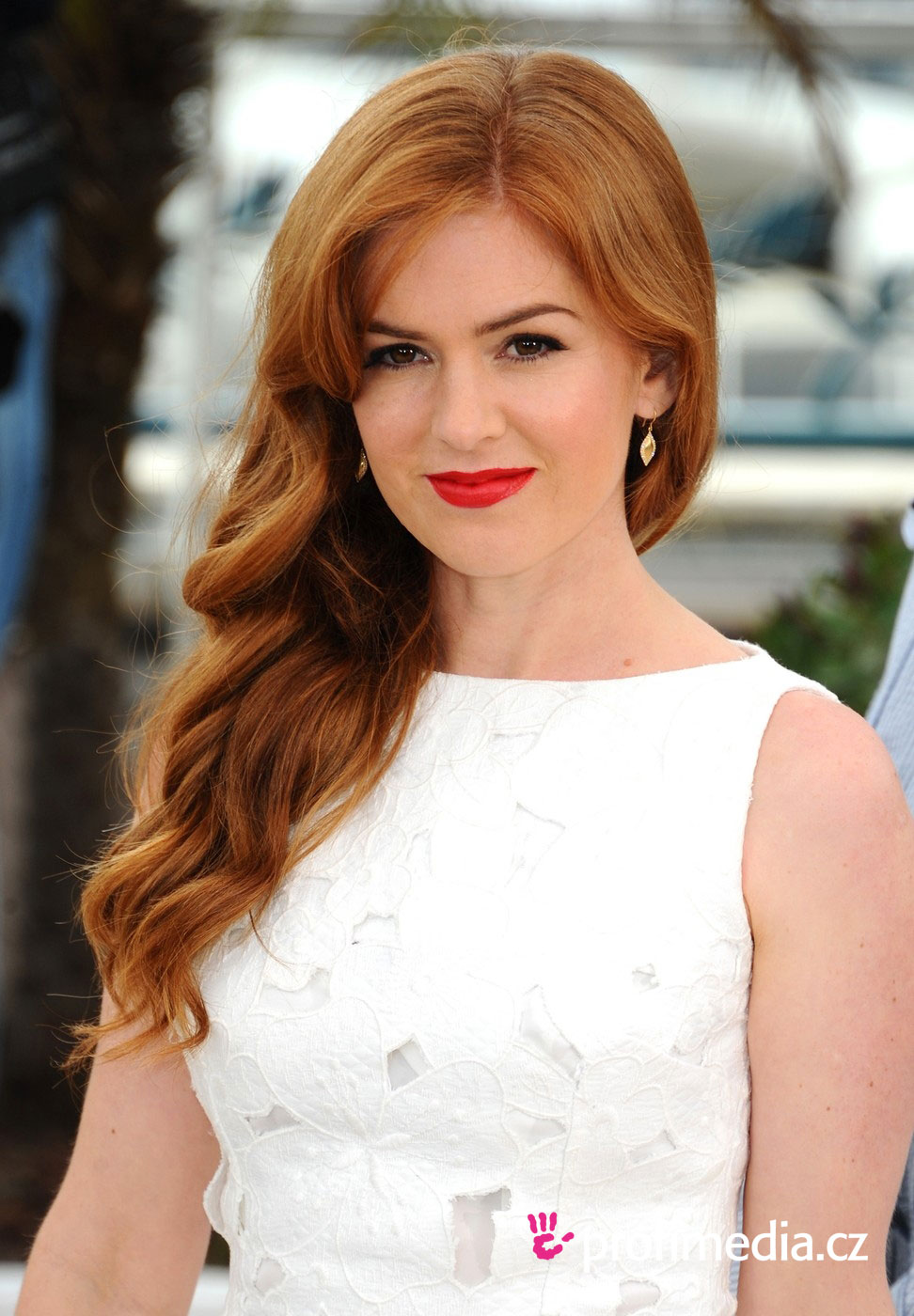 Isla Fisher Celebrity 250 čes Happyhair