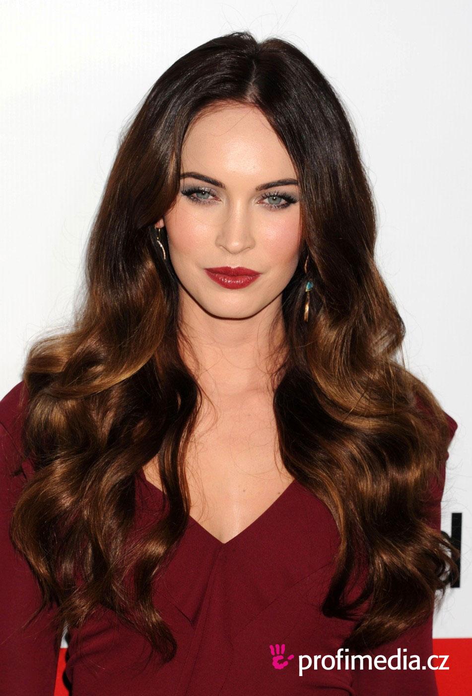 Megan Fox Hairstyle Easyhairstyler