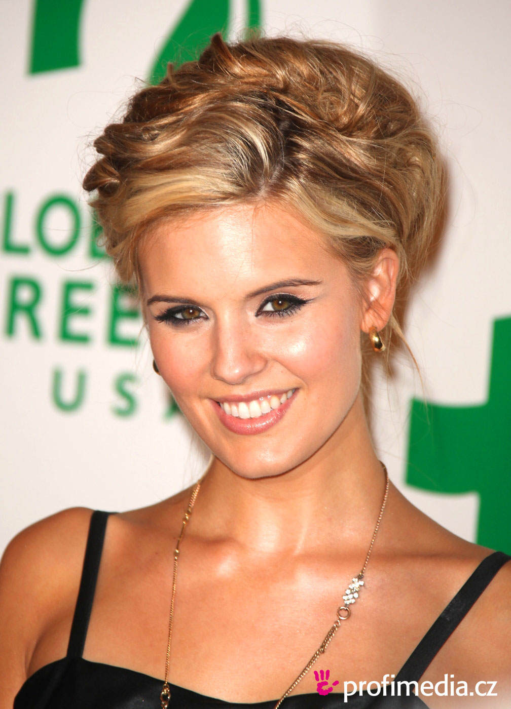 Maggie Grace Hairstyle Easyhairstyler