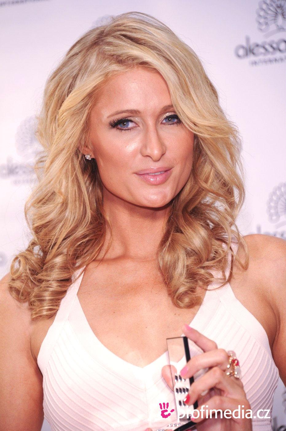 Paris Hilton - frisur zum Ausprobieren in eFrisuren