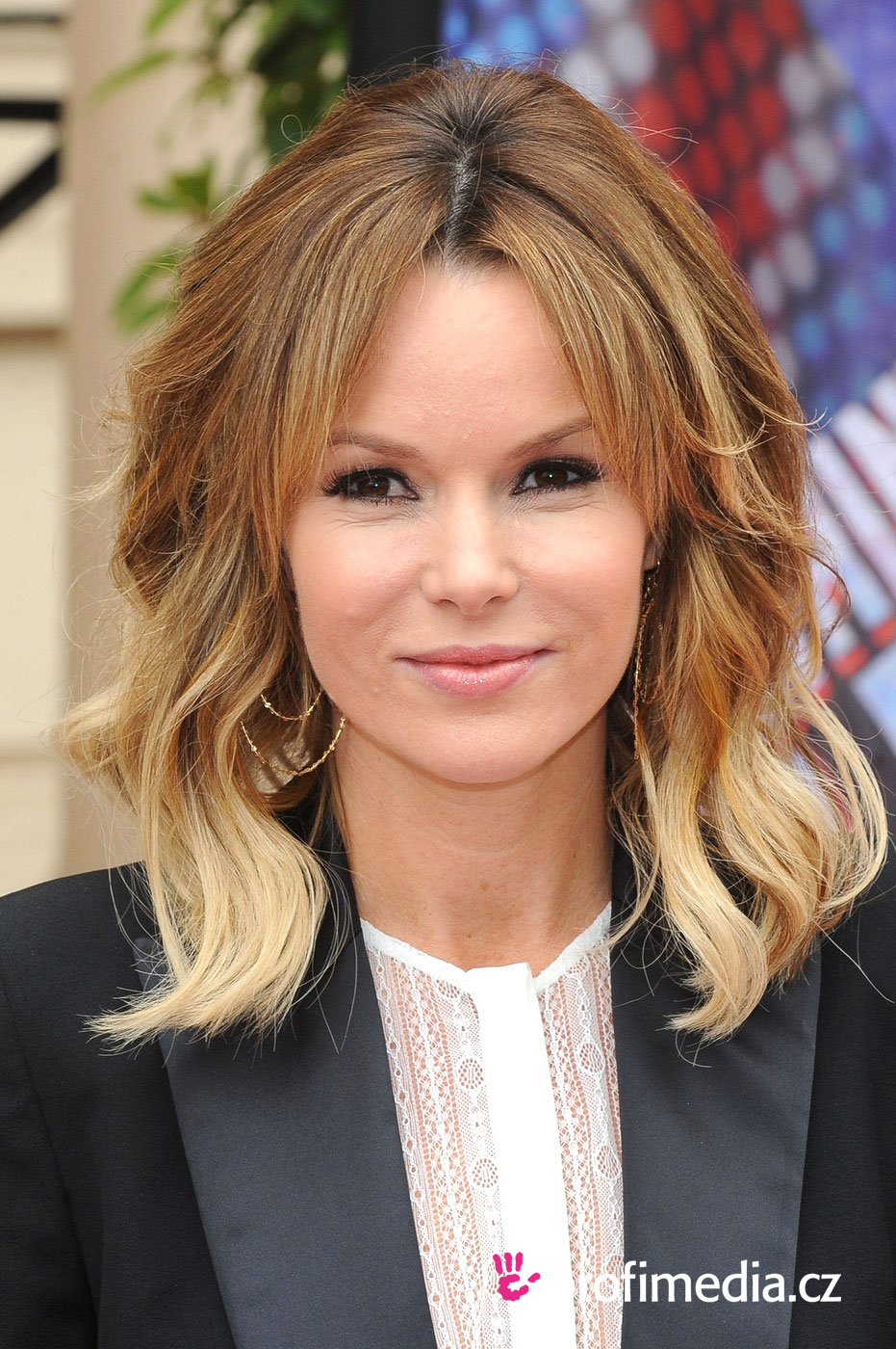 Amanda Holden Bob - Short Hairstyles Lookbook - StyleBistro
