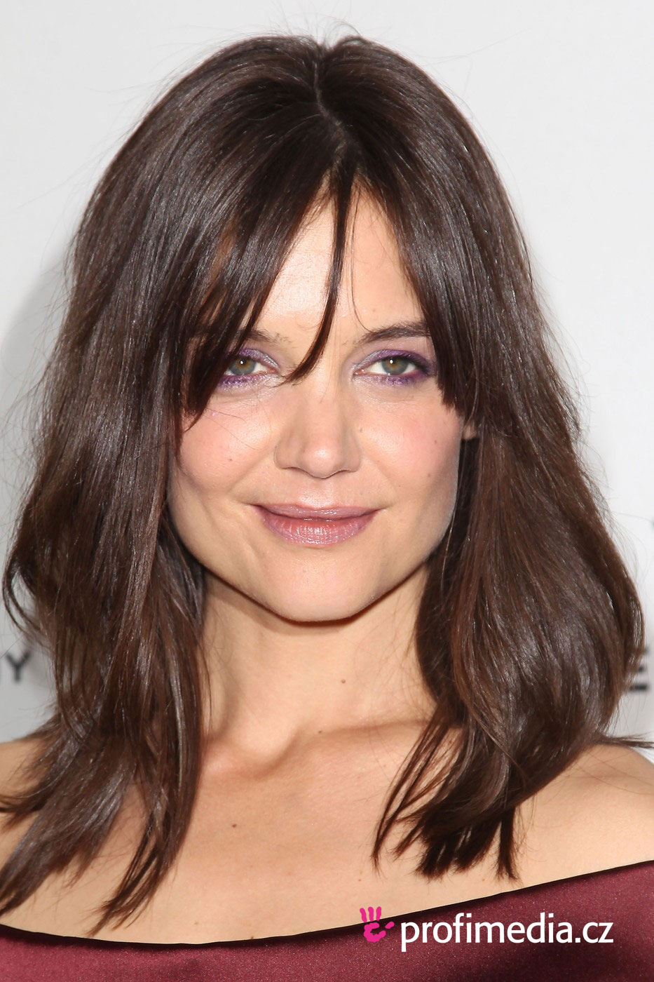 katie holmes frisur zum ausprobieren in efrisuren. Black Bedroom Furniture Sets. Home Design Ideas