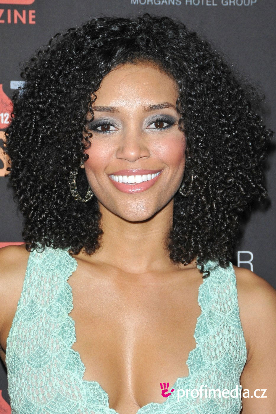 Black Female Celebrities With Short Natural Hair