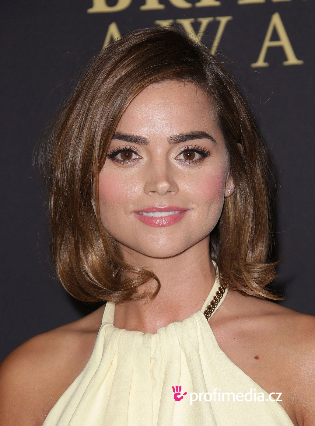 Jenna Coleman Hairstyle Easyhairstyler
