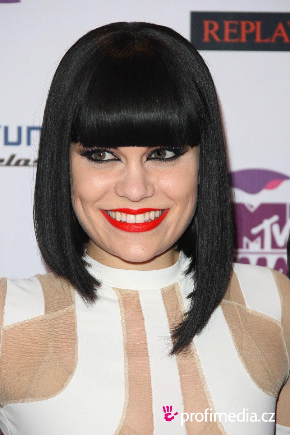 Jessie J - coiffure - HappyHair