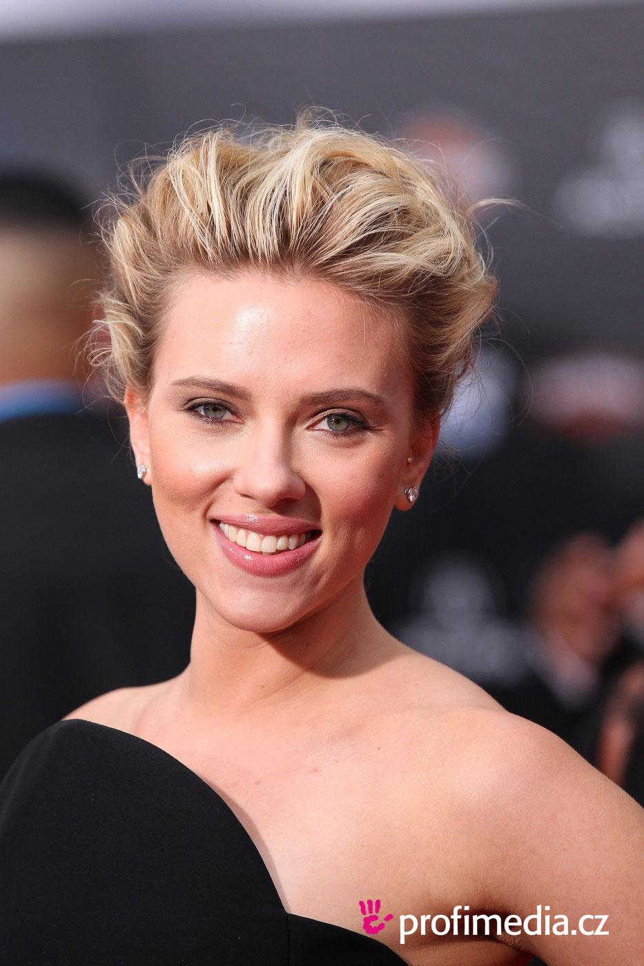 Scarlett Johansson Frisur Zum Ausprobieren In Efrisuren