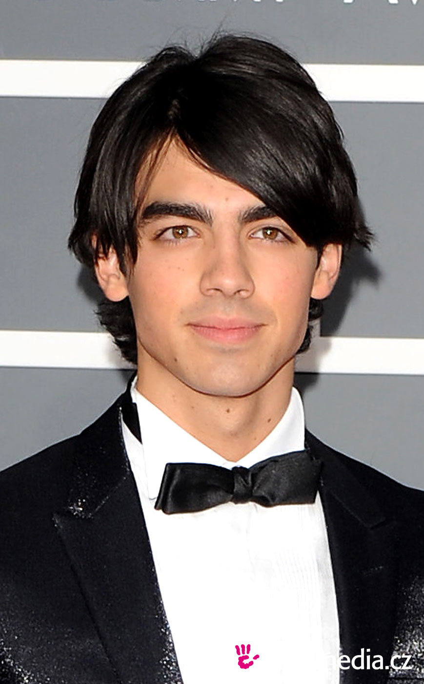 Joe Jonas Hairstyle Easyhairstyler