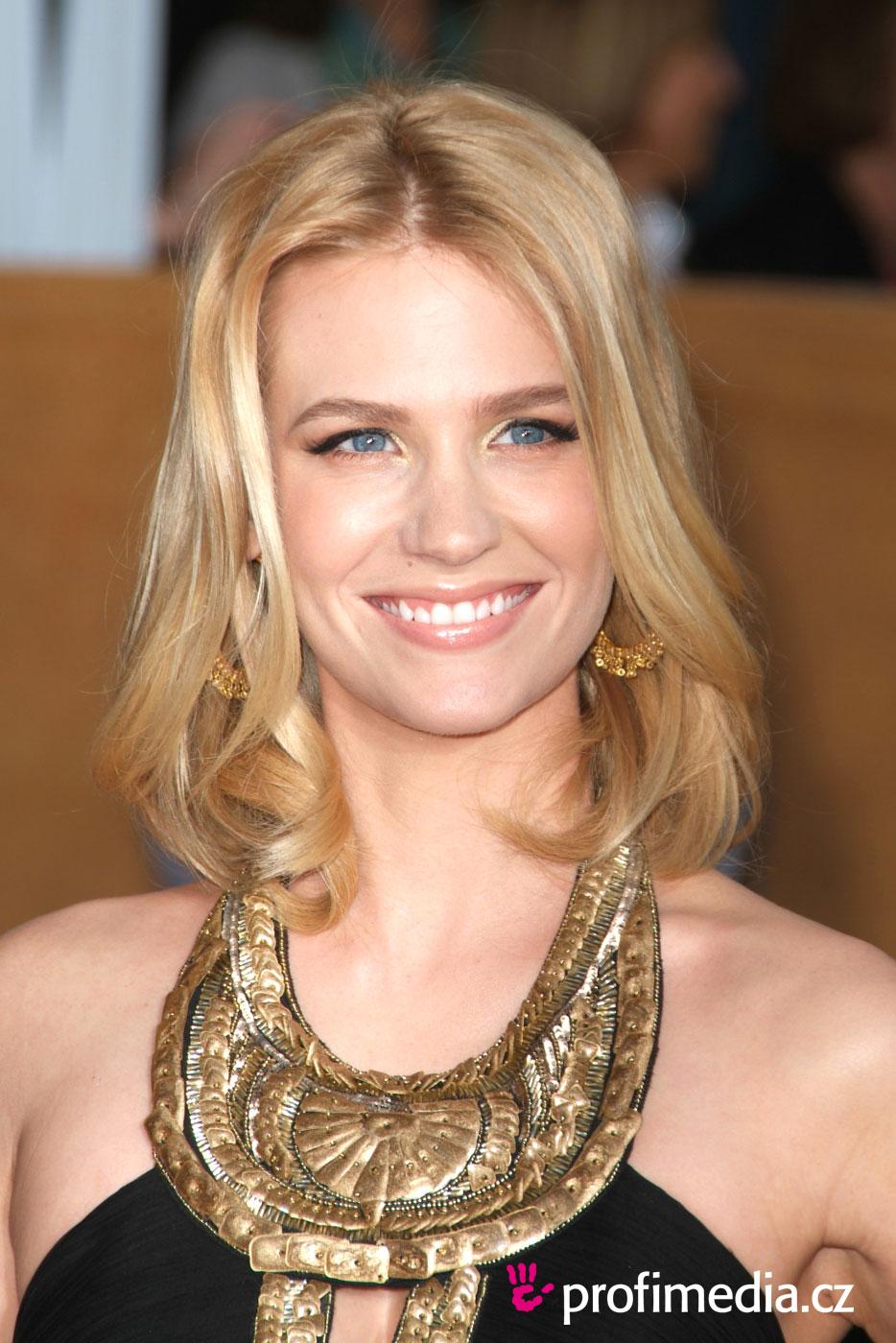 January Jones - - hairstyle - easyHairStyler Evan Rachel Wood