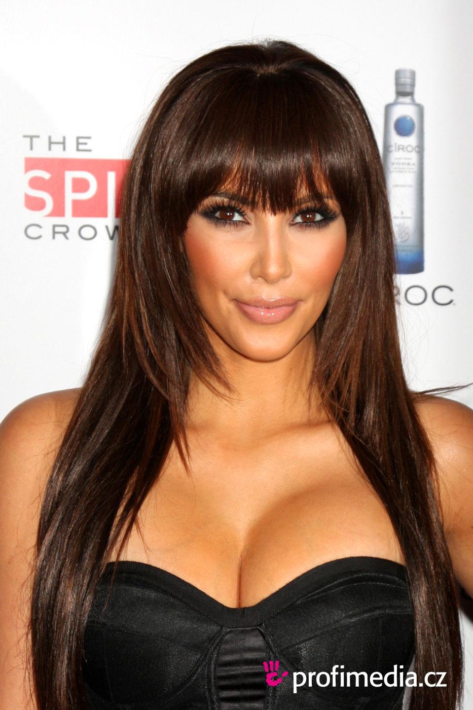 Kim Kardashian Frisur Zum Ausprobieren In Efrisuren