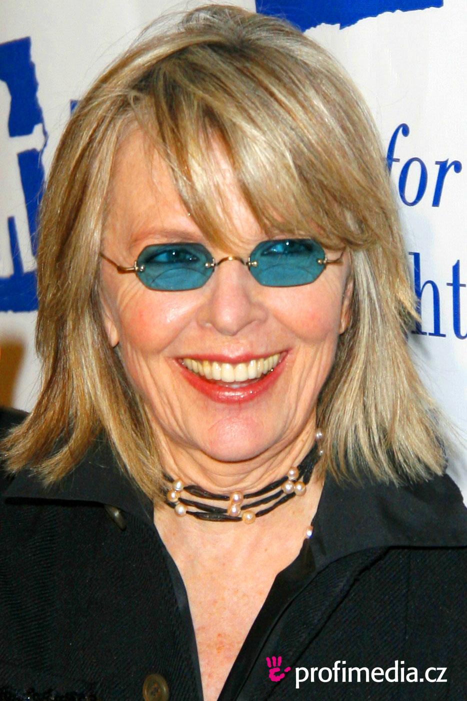 Diane Keaton Hairstyle Easyhairstyler