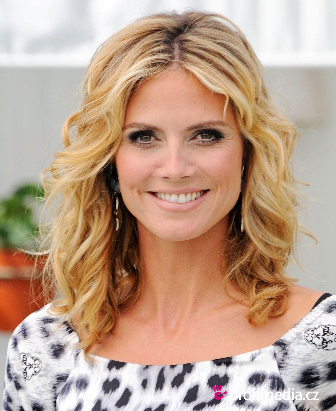 Heidi Klum Hairstyle Easyhairstyler