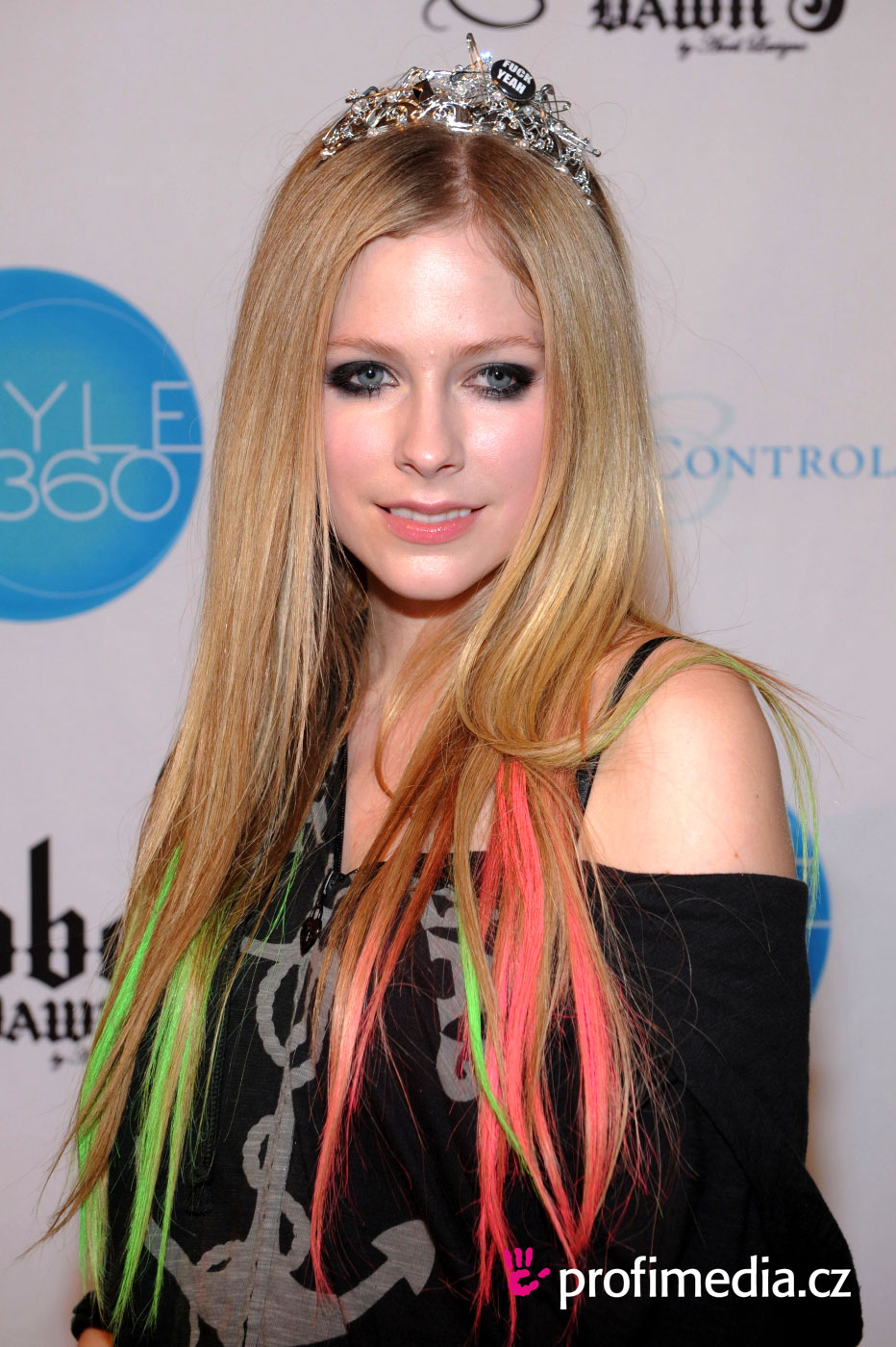 Avril Lavigne Hairstyle Easyhairstyler