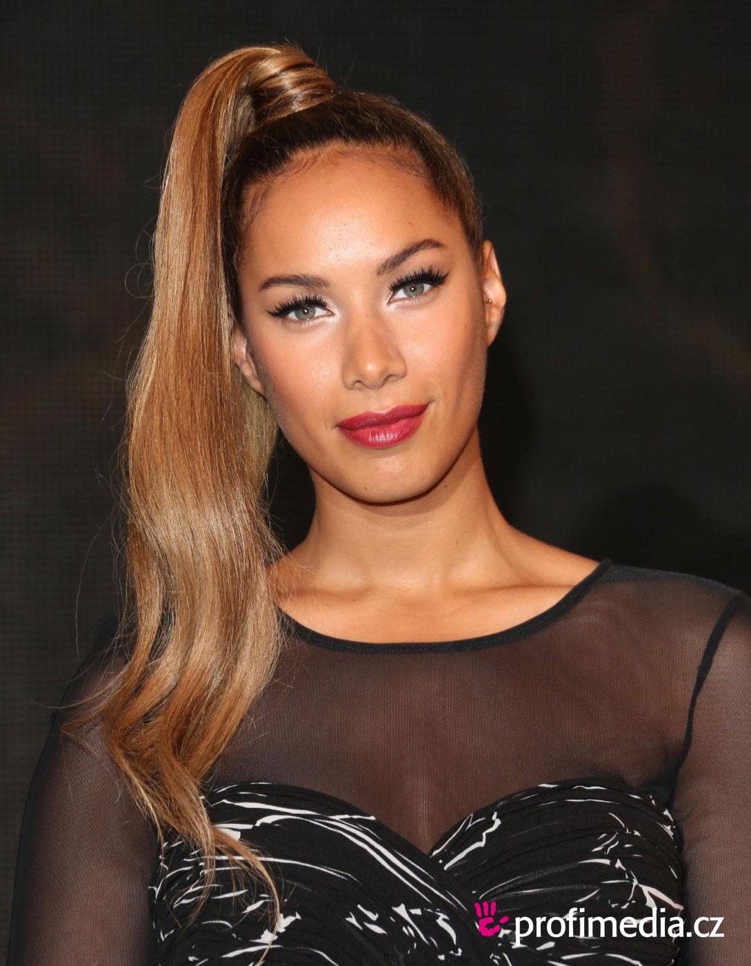 Leona Lewis Hairstyle Easyhairstyler
