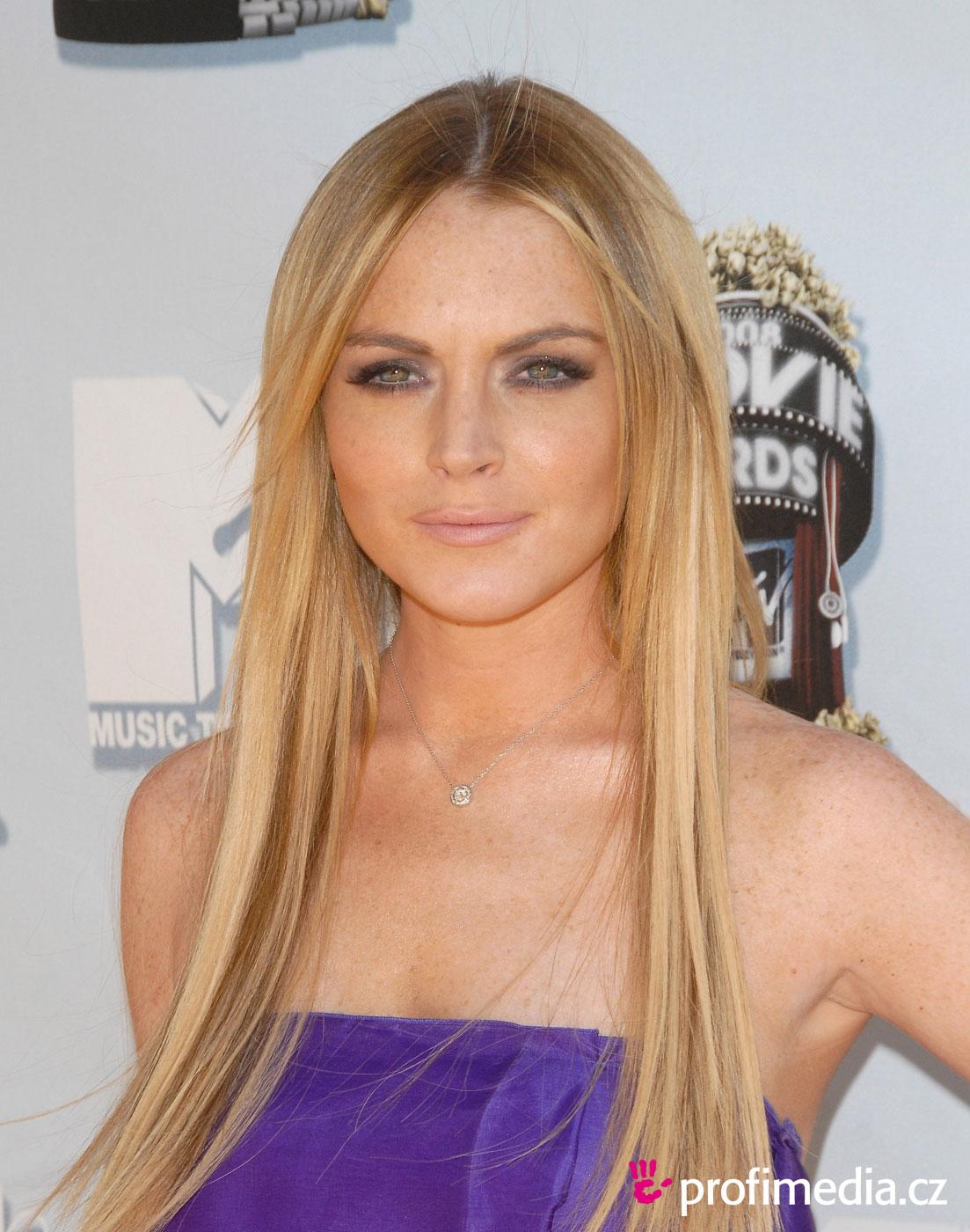 Lindsay Lohan Hairstyle Easyhairstyler