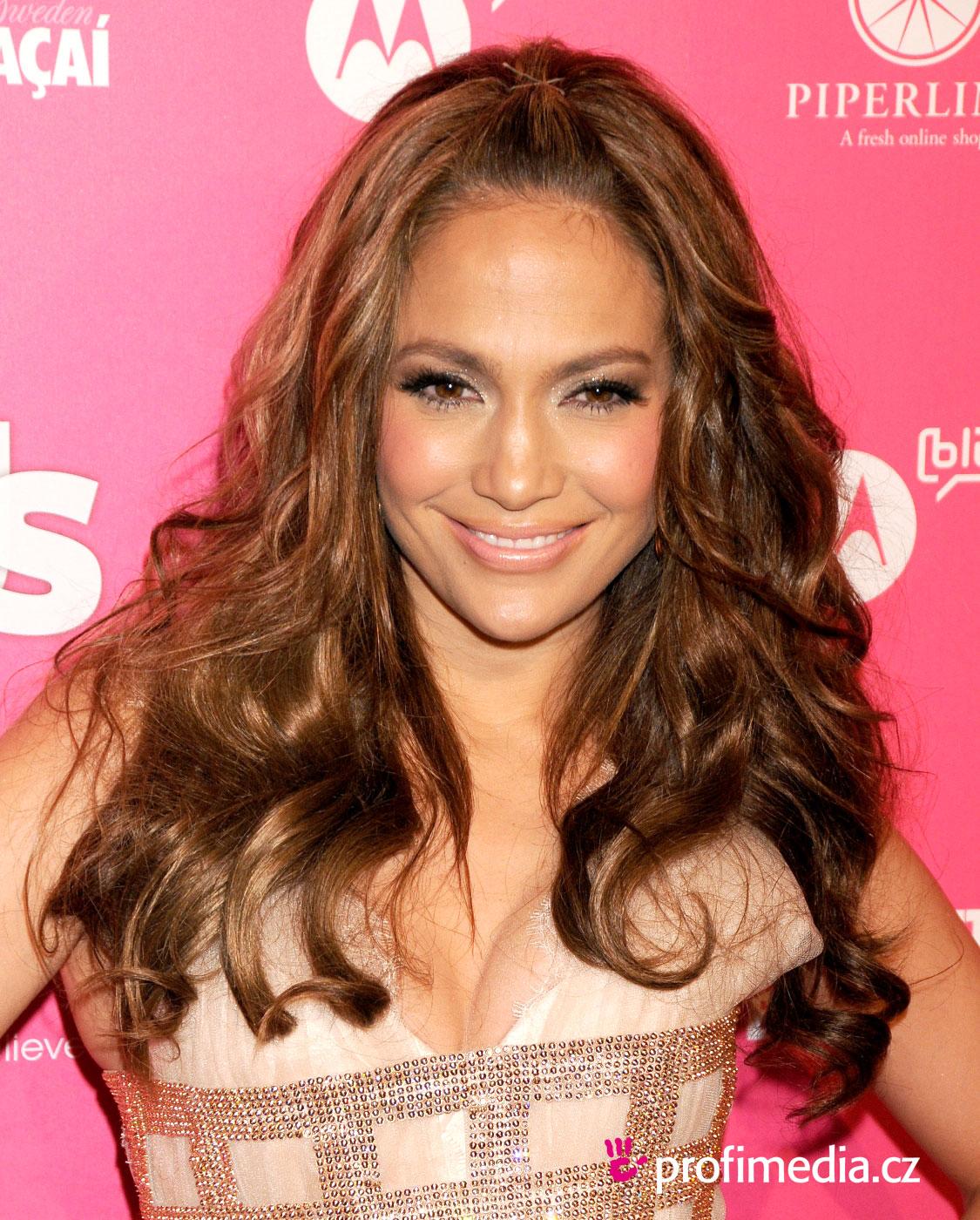 Más agudo peinados jennifer lopez Fotos de cortes de pelo tutoriales - Jennifer Lopez - peinado de