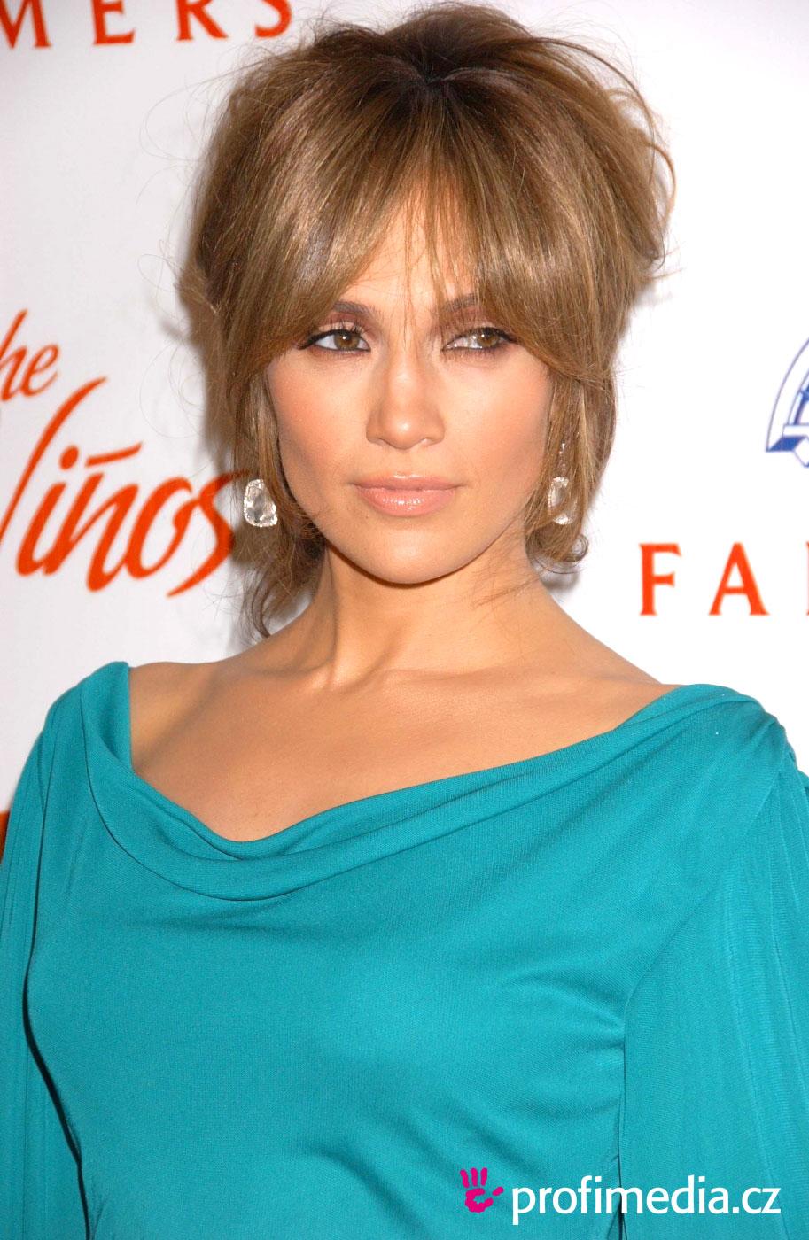 Jennifer Lopez Hairstyle Easyhairstyler