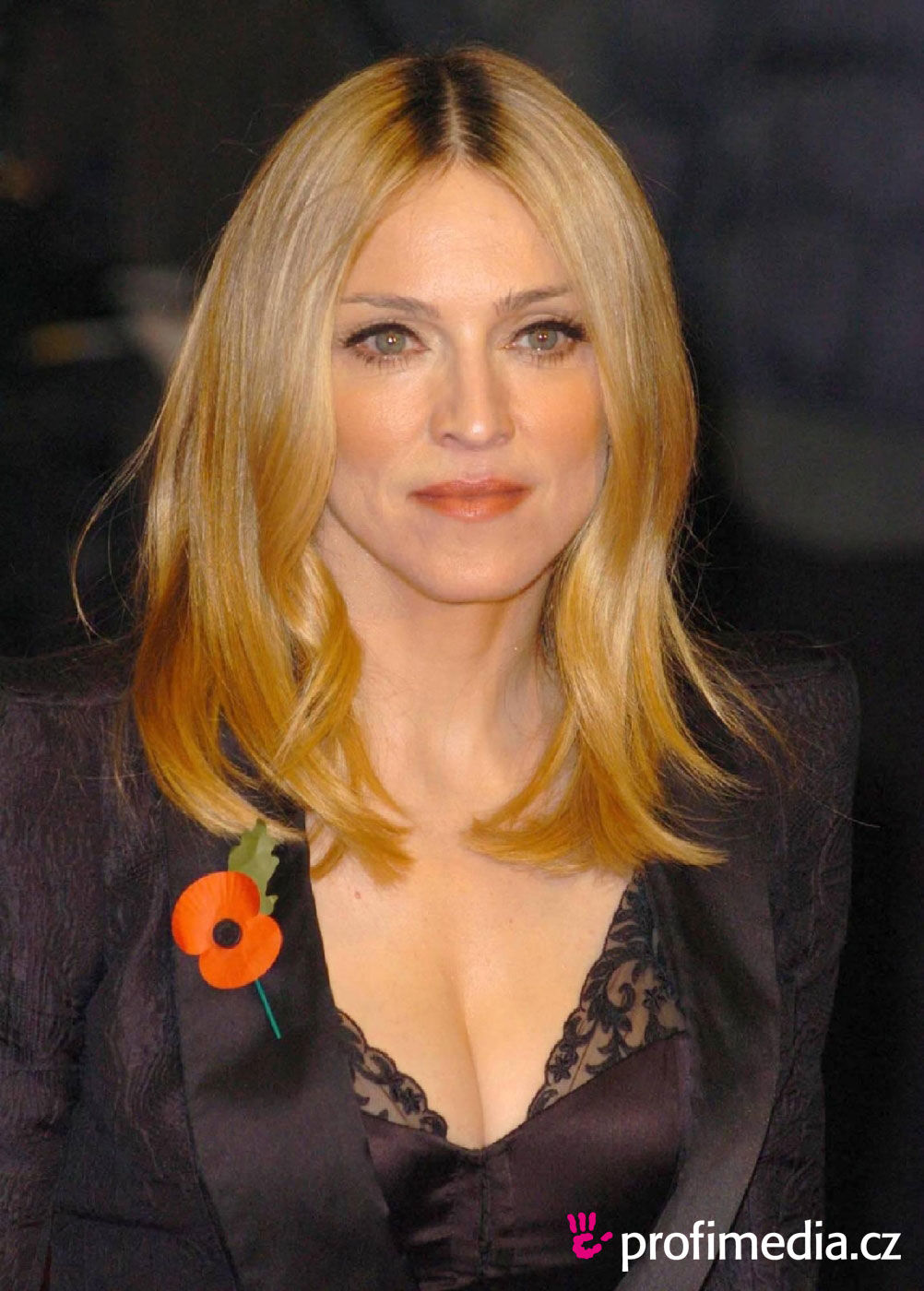 Madonna - - hairstyle - easyHairStyler