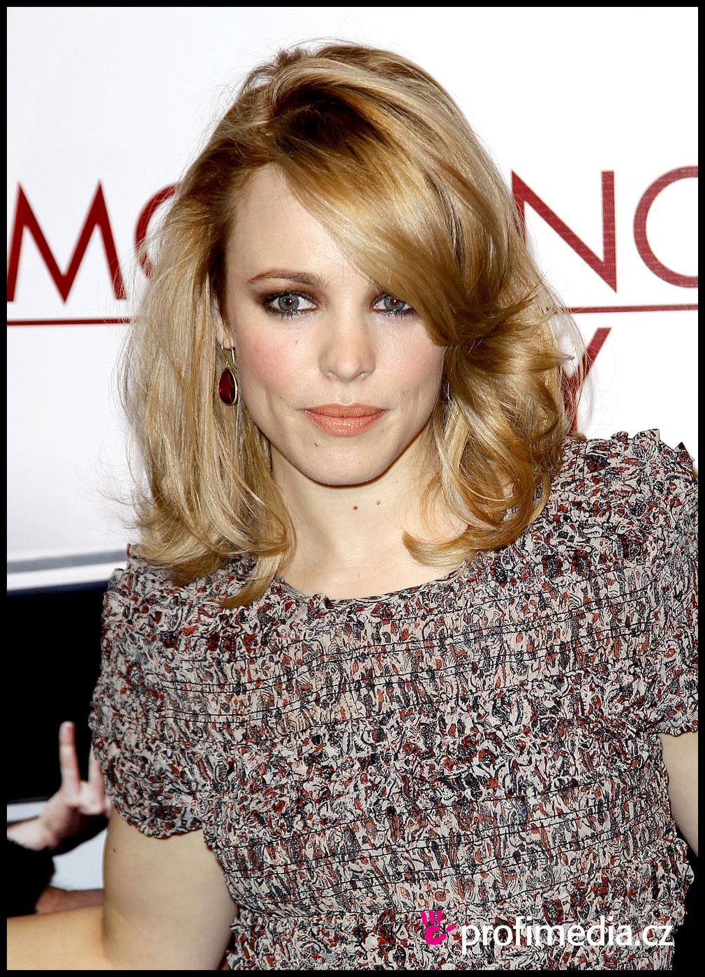 Rachel mcadams coiffure happyhair for Miroir virtuel coiffure