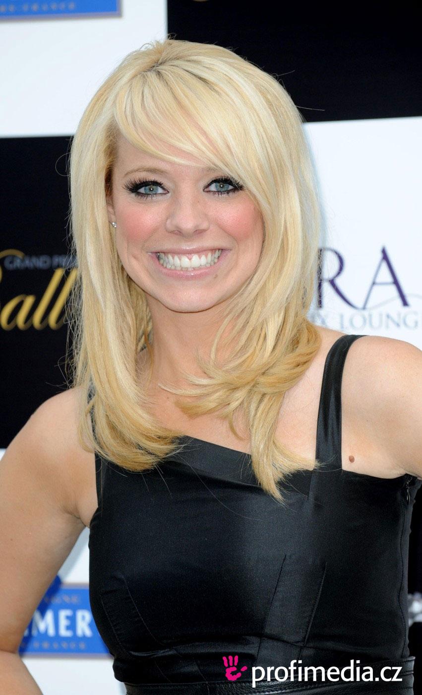 Liz Mcclarnon Hairstyle Easyhairstyler