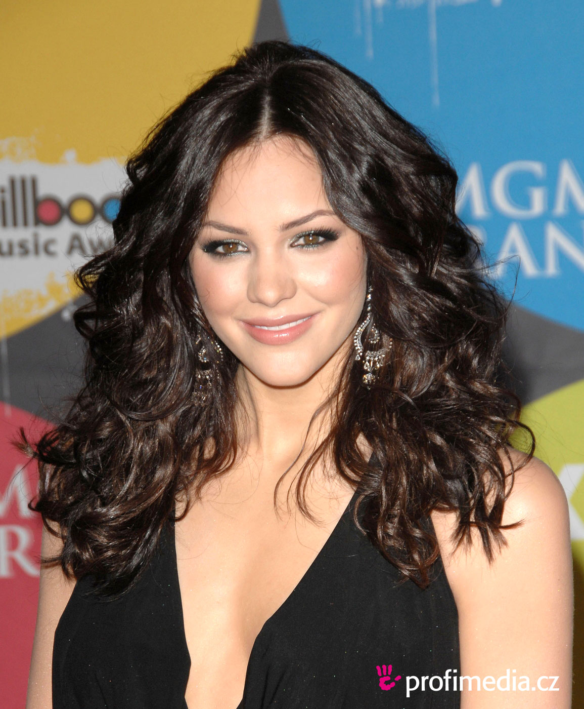 Katharine McPhee   hairstyle  easyHairStyler - Formal Hairstyles For Medium Hair
