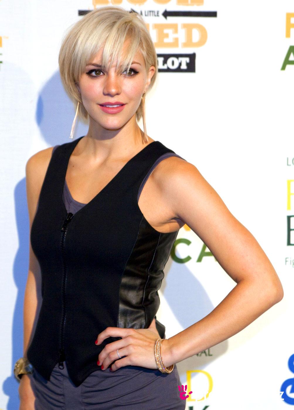 Katharine Mcphee Hairstyle Easyhairstyler