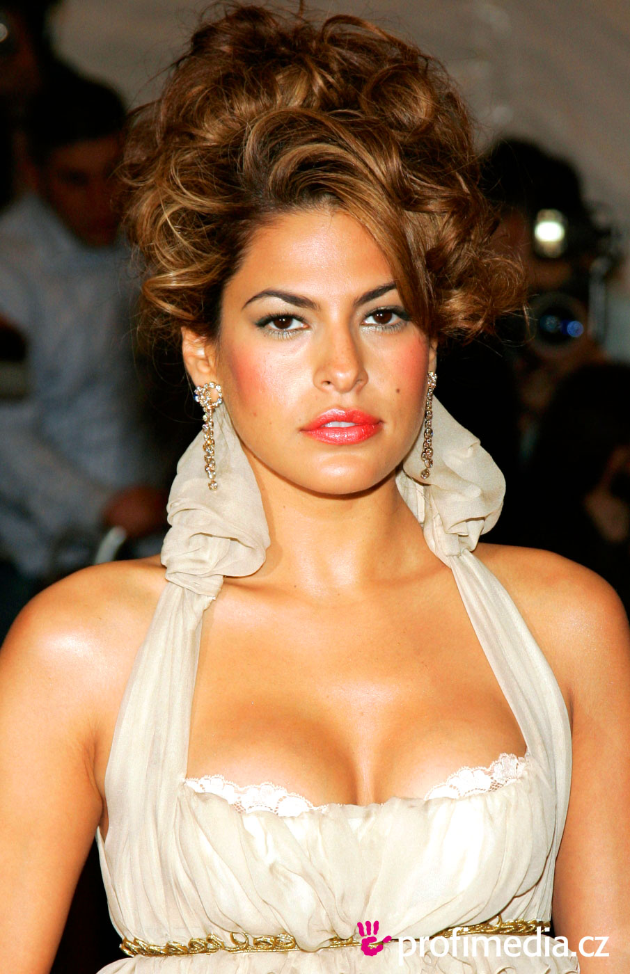 Assured, that eva mendes fur bikini above