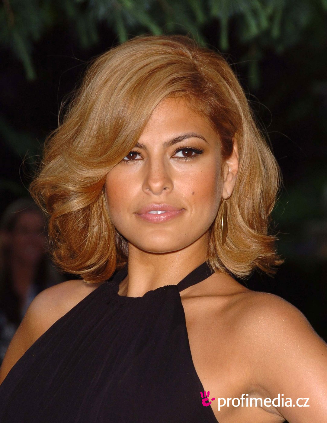 eva mendes frisur zum ausprobieren in efrisuren. Black Bedroom Furniture Sets. Home Design Ideas