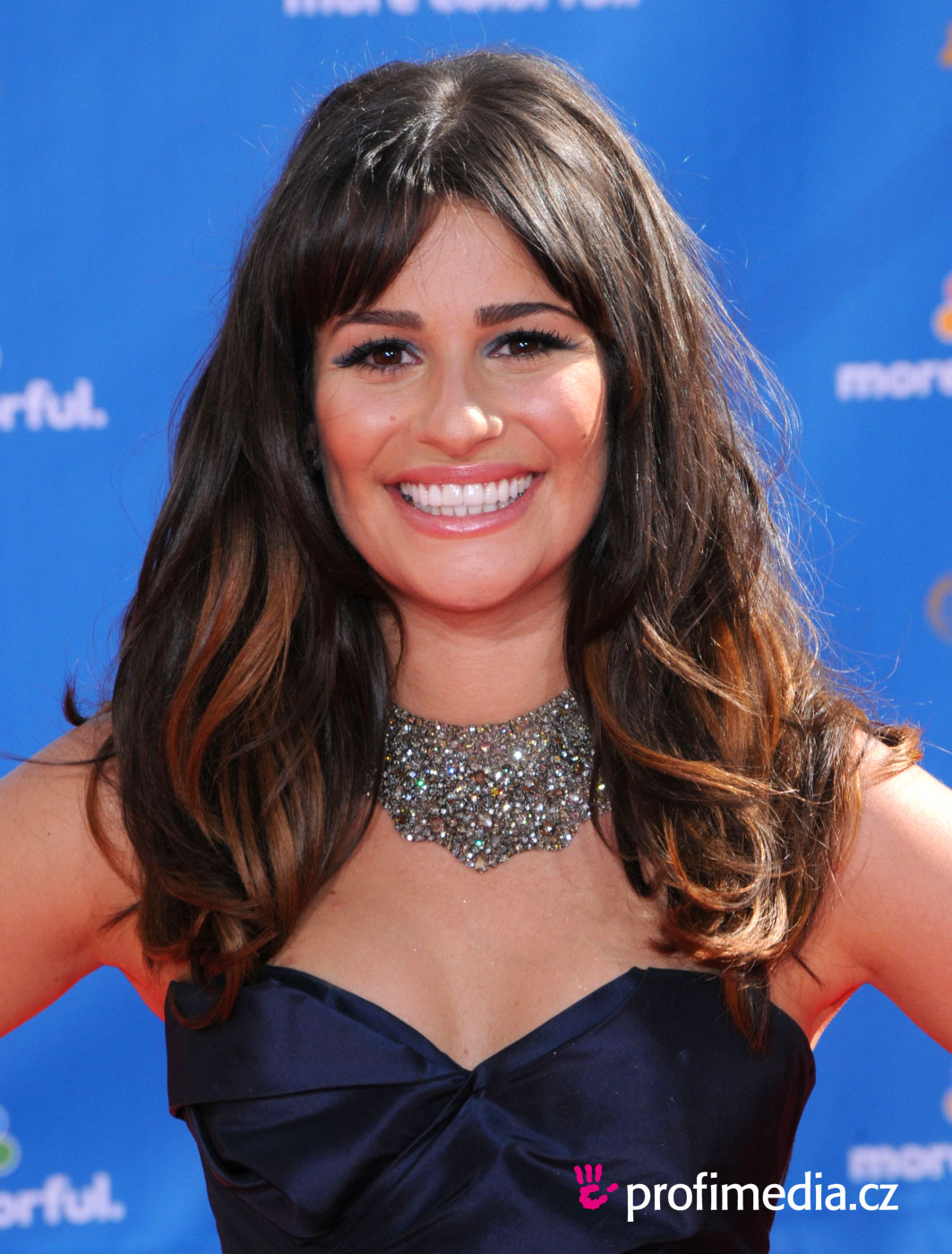 Lea Michele Hairstyle Easyhairstyler