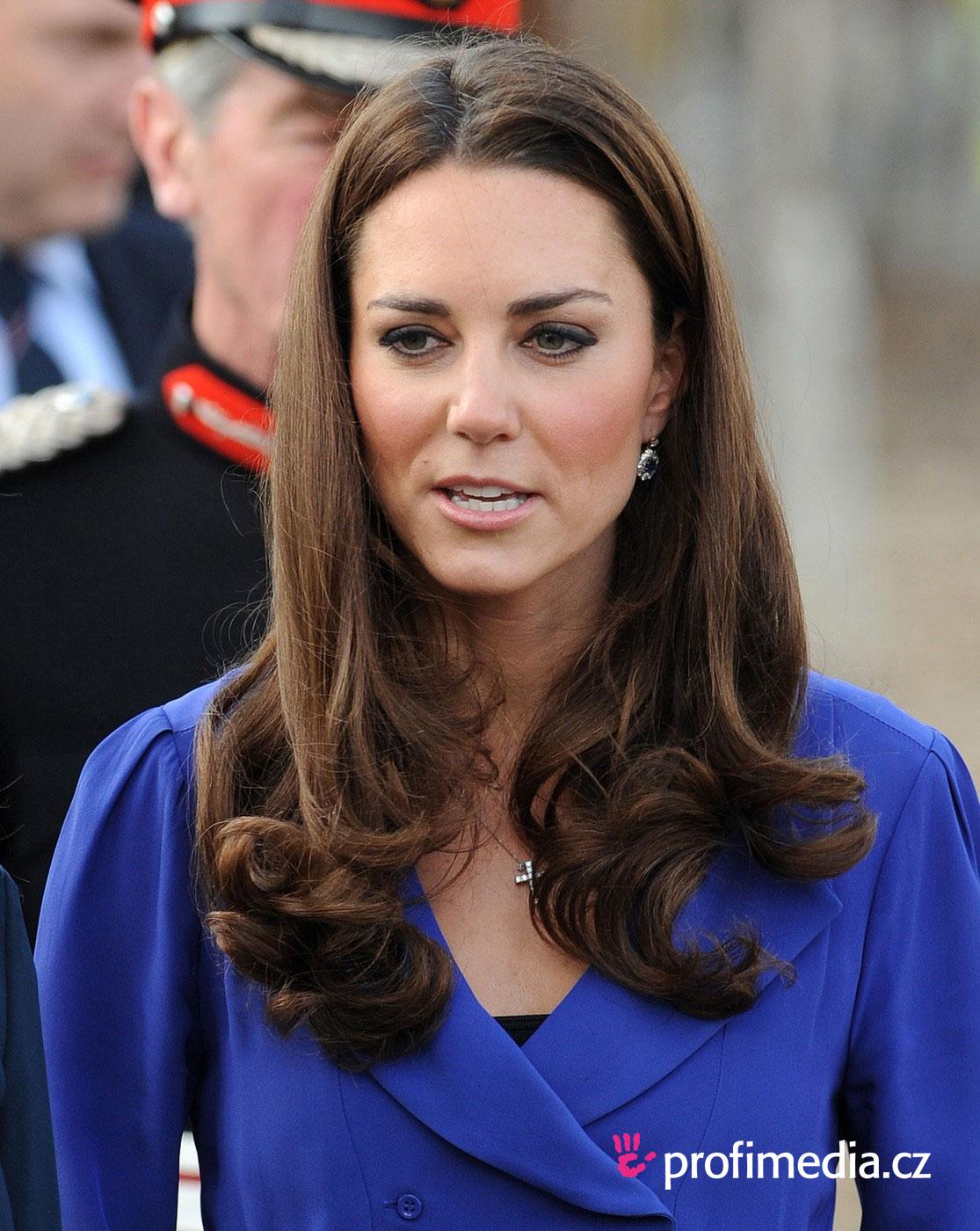 Kate Middleton Coiffure Happyhair