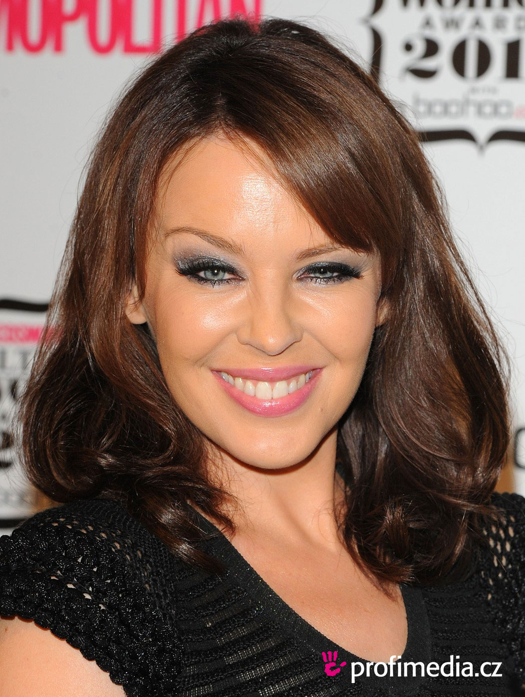 Kylie Minogue Hairstyle Easyhairstyler