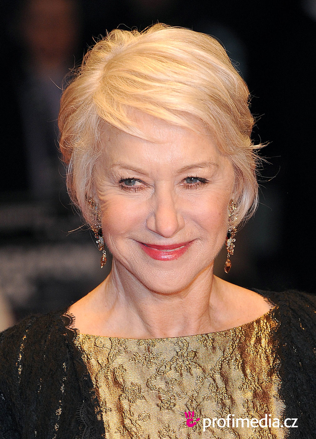 short haircuts helen mirren | short hairstyles