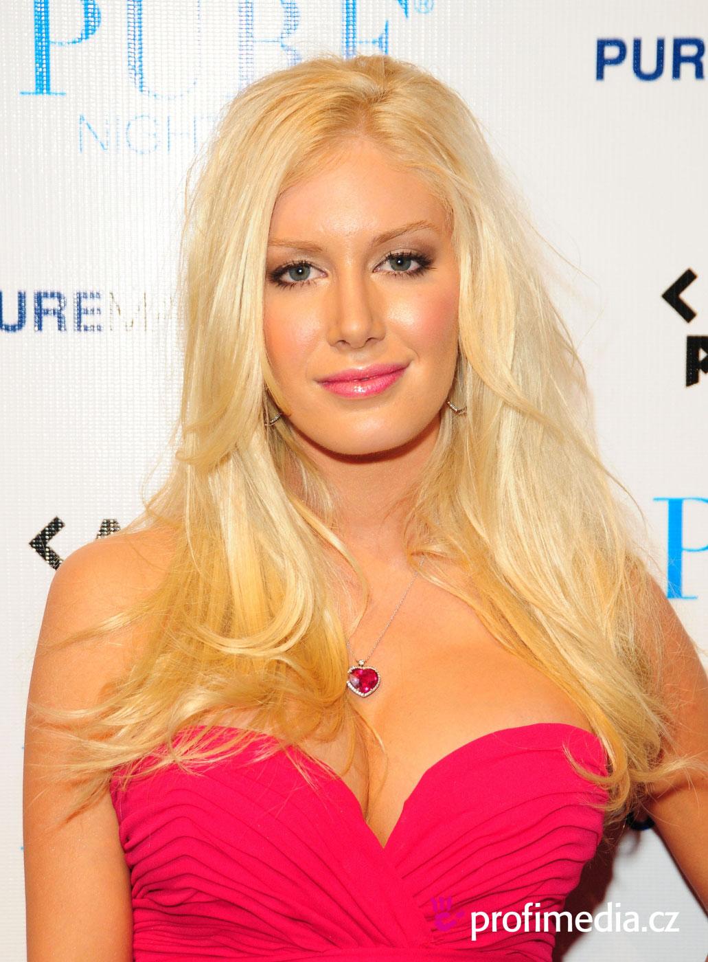 Heidi Montag Hairstyle Easyhairstyler