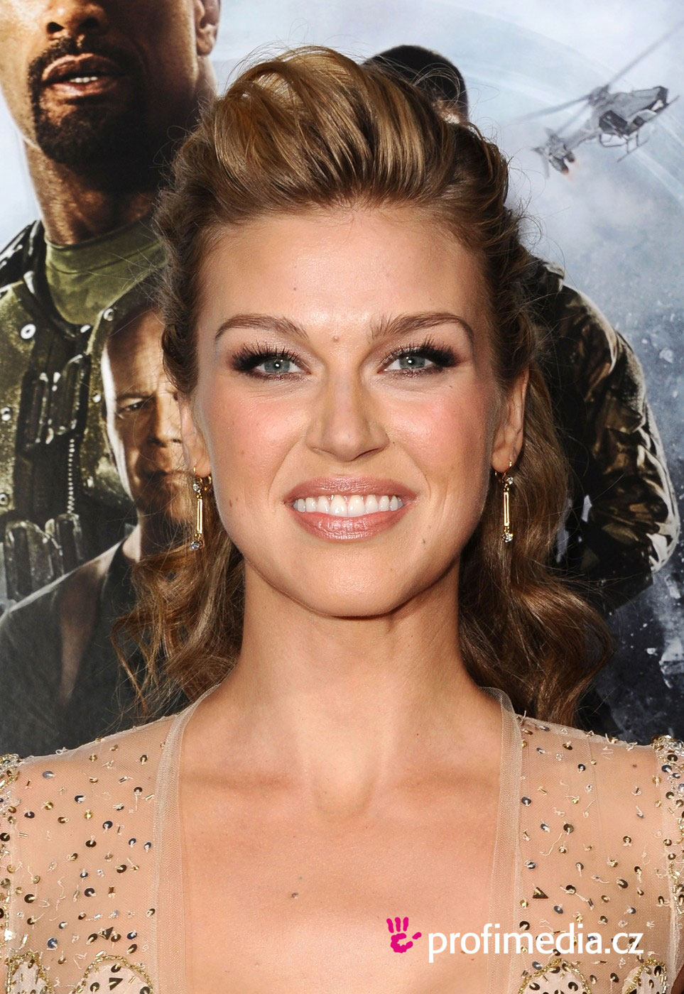 before and after hair styles adrianne palicki hairstyle easyhairstyler 2583