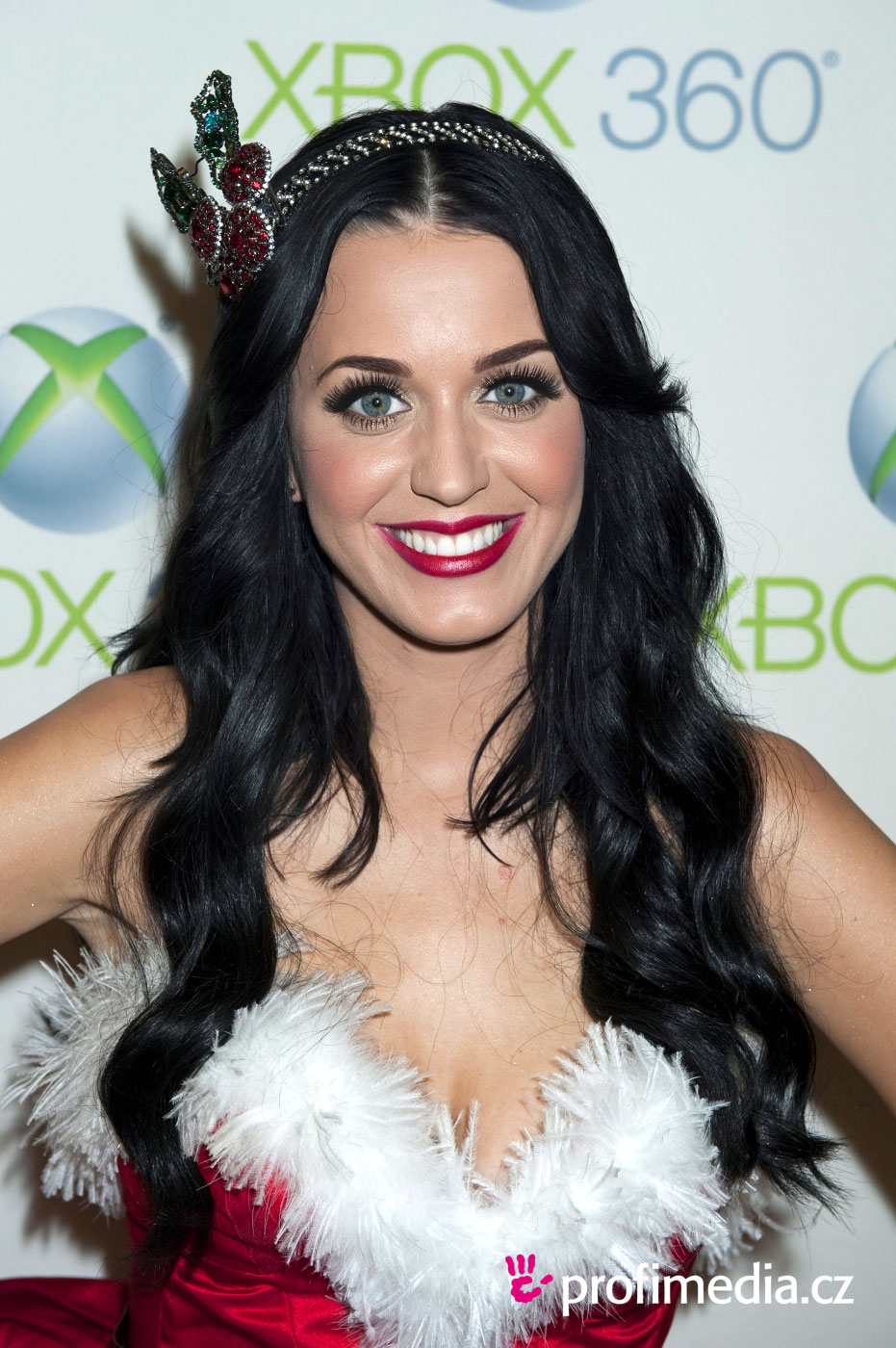Katy perry coiffure happyhair for Miroir virtuel coiffure