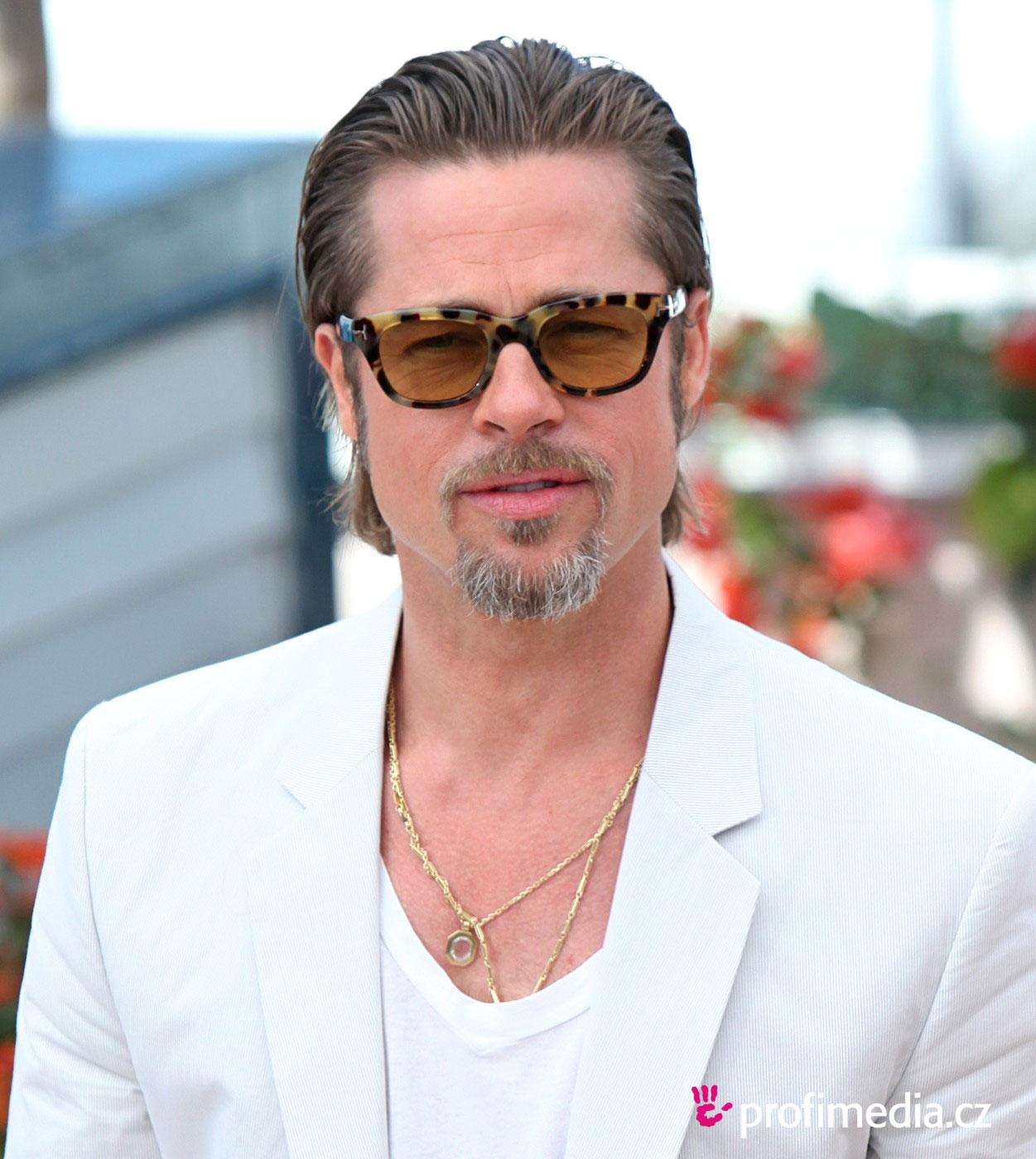 Brad Pitt Frisur