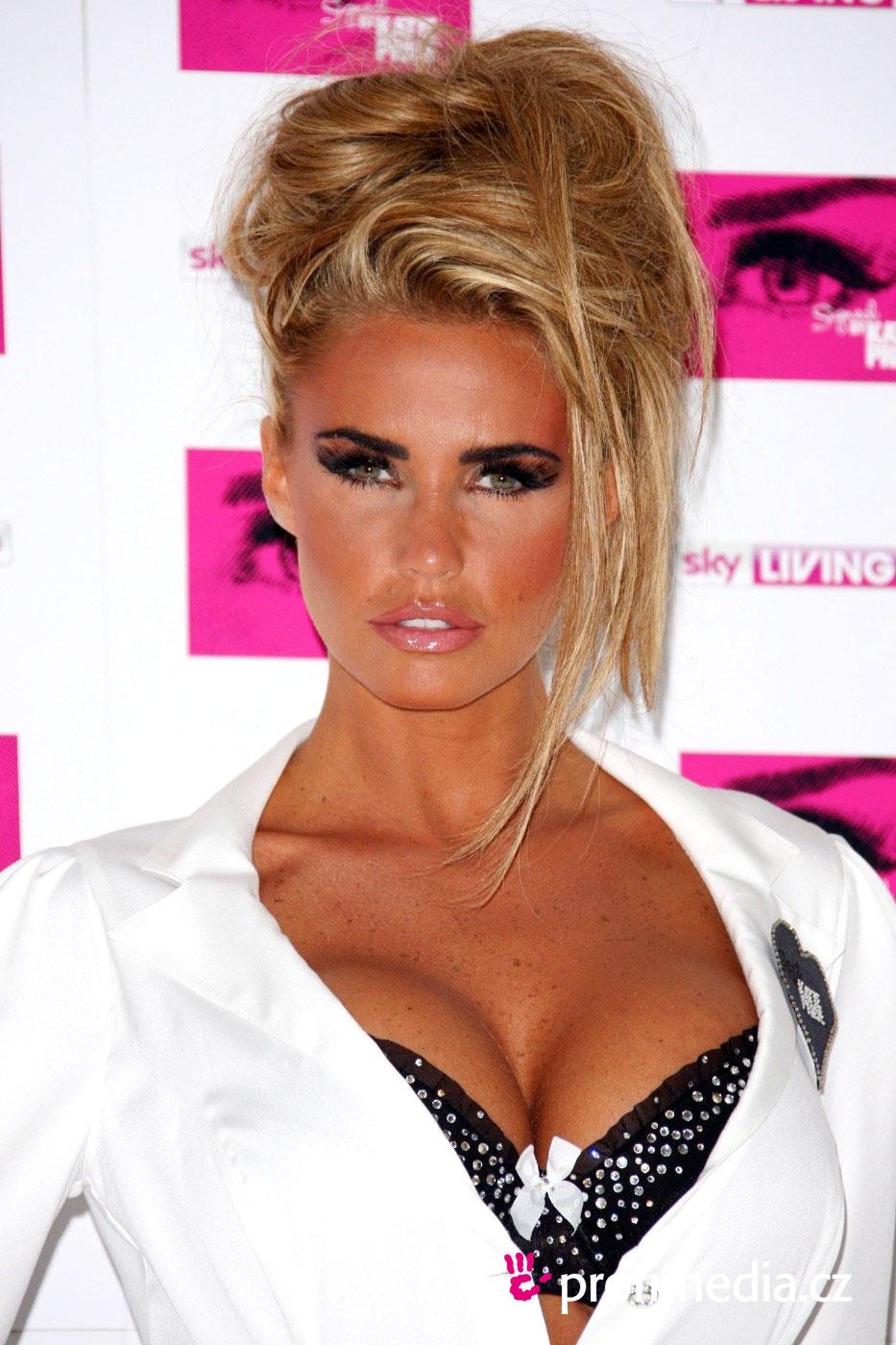 Katie Price Jordan Hairstyle Easyhairstyler